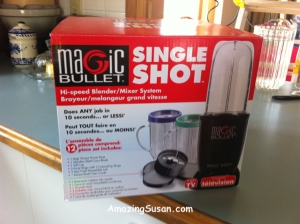 My new Magic Bullet